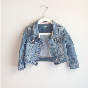 Genuine Kids Toddler Girl Denim Jacket